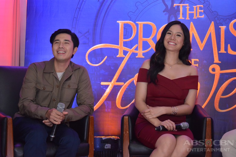 PHOTOS: The Promise Of Forever Grand Presscon