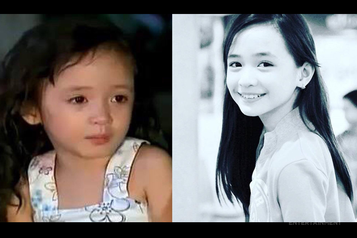 "LOOK: 65 Photos of Mutya Orquia's transformation from ""Bulilit"" to a Lady!"