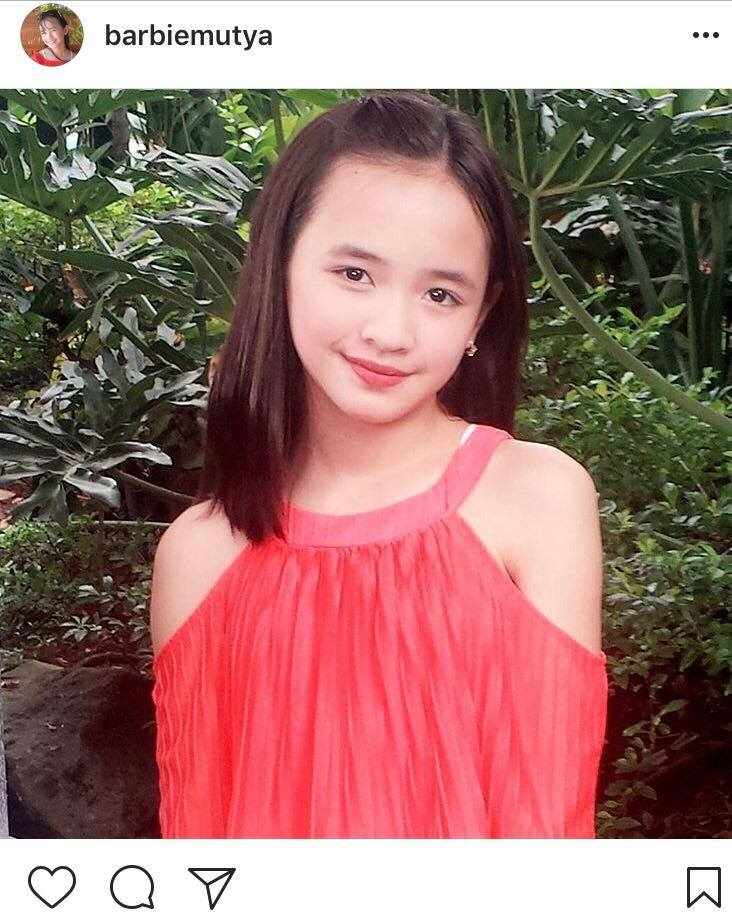 """LOOK: 65 Photos of Mutya Orquia's transformation from """"Bulilit"""" to a Lady!"""