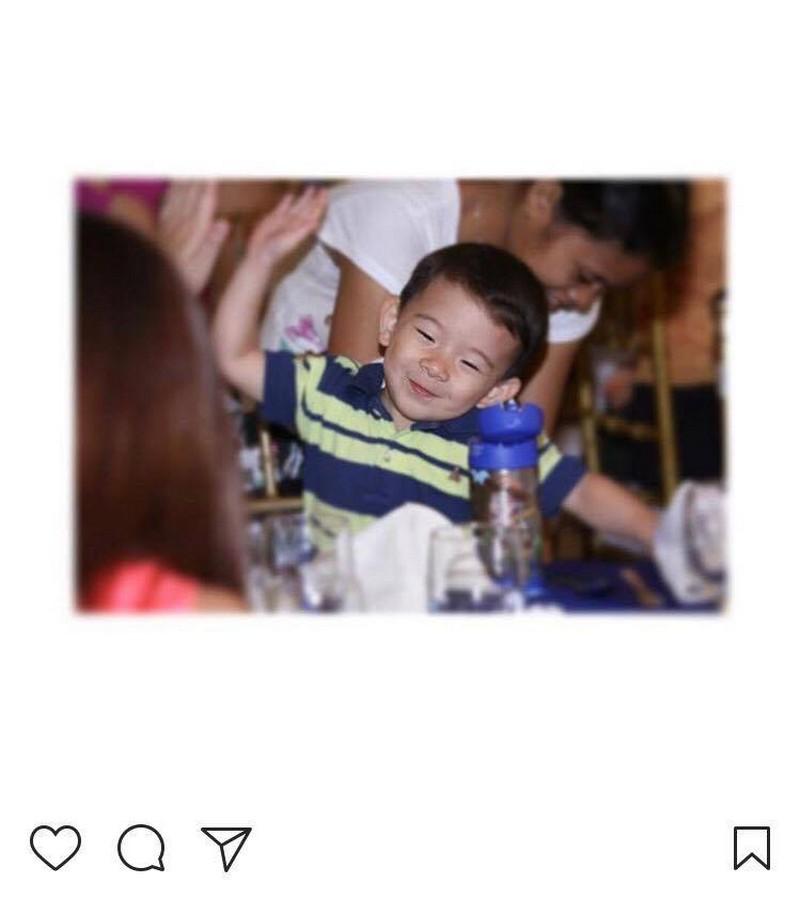 LOOK: Paulo Avelino's baby pic proves son Aki is his mini-me!