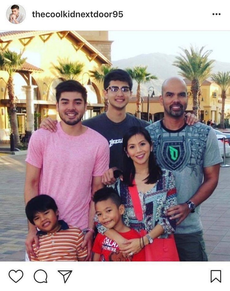 LOOK: 23 Photos of Benjie Paras with his hardcourt heartthrobs