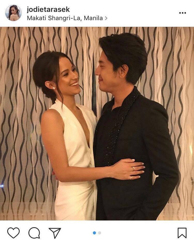 LOOK: Rare photos of Paulo Avelino with his gorgeous model girlfriend!