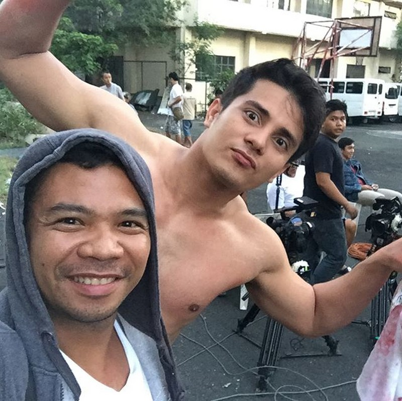 BEHIND-THE-SCENES: Last Taping Day of The Promise Of Forever